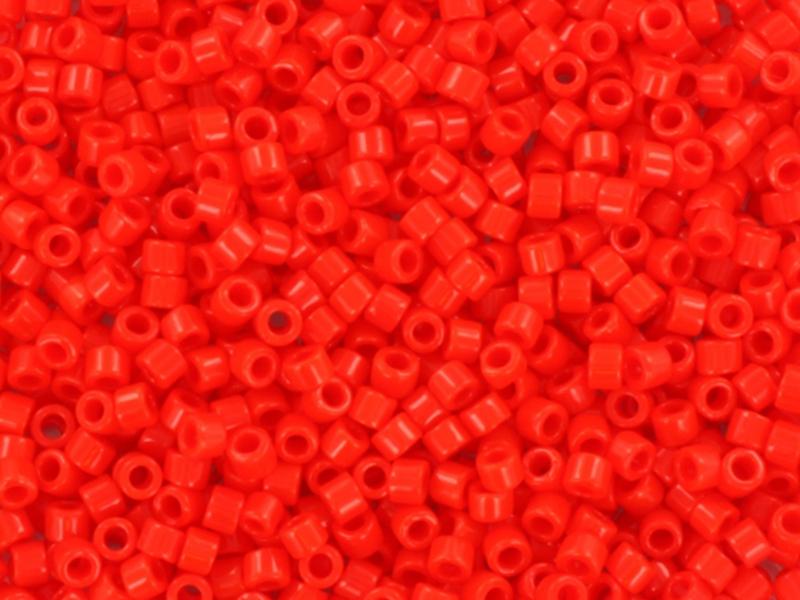 Acheter Miyuki Delicas 11/0 - Rouge vermillon 727 - 1,99€ en ligne sur La Petite Epicerie - 100% Loisirs créatifs
