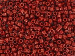 Acheter Miyuki Delicas 11/0 - Duracoat opaque dyed maroon DB-2120 - 2,49€ en ligne sur La Petite Epicerie - Loisirs créatifs