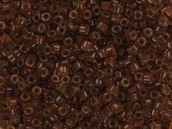 Acheter Miyuki Delicas 11/0 - Dark topaz lined amber DB-1393 - 2,89€ en ligne sur La Petite Epicerie - Loisirs créatifs