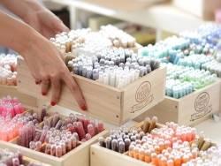 Acheter Miyuki Delicas 11/0 - Vert céladon 2313 - 3,49€ en ligne sur La Petite Epicerie - 100% Loisirs créatifs