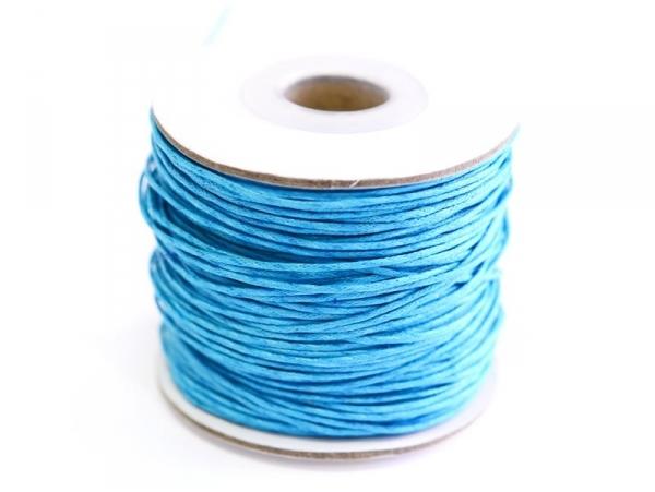 Acheter 1 m de fil de coton ciré - turquoise - 0,69€ en ligne sur La Petite Epicerie - Loisirs créatifs