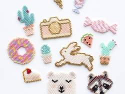 Acheter Miyuki Delicas 11/0 - Violet ceylan 249 - 1,99€ en ligne sur La Petite Epicerie - 100% Loisirs créatifs