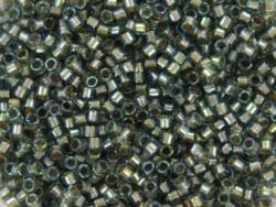 Acheter Miyuki Delicas 11/0 - Fancy lined eucalyptus DB-2379 - 1,99€ en ligne sur La Petite Epicerie - Loisirs créatifs