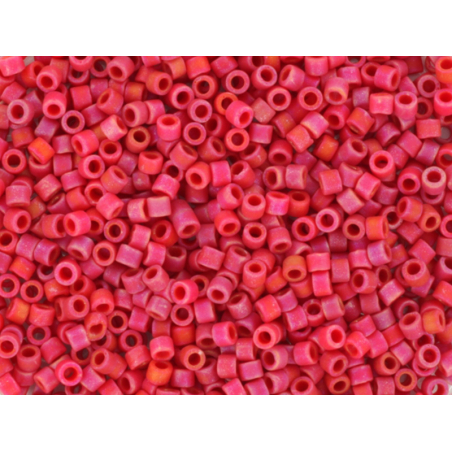 Acheter Miyuki Delicas 11/0 - rouge mat 362 - 2,49€ en ligne sur La Petite Epicerie - 100% Loisirs créatifs