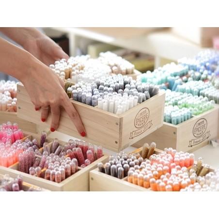 Acheter Miyuki Delicas 11/0 - Bleu pacifique 2385 - 1,99€ en ligne sur La Petite Epicerie - 100% Loisirs créatifs