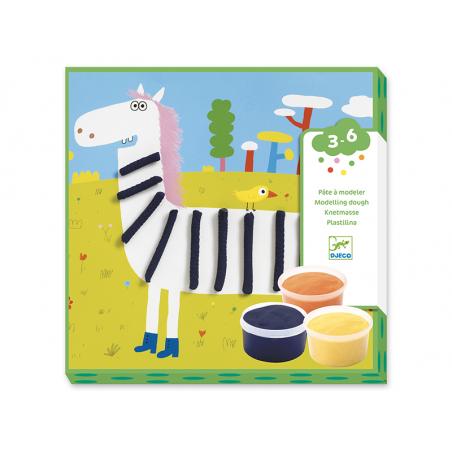Acheter Coffret de pâte à modeler - Dessins - 16,49€ en ligne sur La Petite Epicerie - Loisirs créatifs
