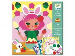 Acheter Cartes à peindre - Le goûter - 8,99€ en ligne sur La Petite Epicerie - Loisirs créatifs