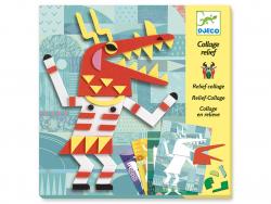Acheter Collage relief - Monsters gallery - 16,49€ en ligne sur La Petite Epicerie - Loisirs créatifs