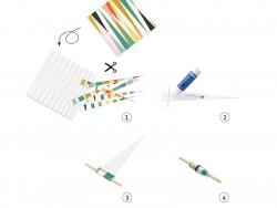 Acheter Perles de papier - Bracelets de Printemps - 16,99€ en ligne sur La Petite Epicerie - Loisirs créatifs