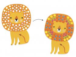 Acheter Mosaïques - Jungle douce - 16,19€ en ligne sur La Petite Epicerie - Loisirs créatifs
