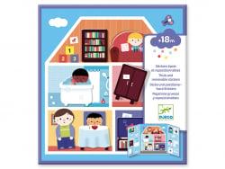 Acheter Stickers - La maison - 7,99€ en ligne sur La Petite Epicerie - Loisirs créatifs