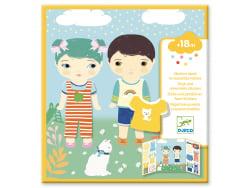 Acheter Stickers - Les habits - 7,99€ en ligne sur La Petite Epicerie - Loisirs créatifs