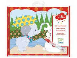 Acheter Coloriages magiques - Caché dehors - 10,49€ en ligne sur La Petite Epicerie - Loisirs créatifs