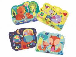 Acheter Coloriages magiques - Caché dans les bois - 10,49€ en ligne sur La Petite Epicerie - Loisirs créatifs