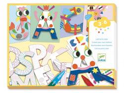Acheter Un monde à créer - Lettres - 20,99€ en ligne sur La Petite Epicerie - Loisirs créatifs