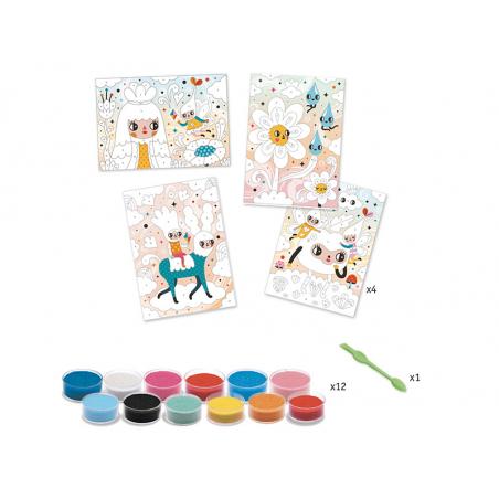 Acheter Sables colorés - A croquer - 16,19€ en ligne sur La Petite Epicerie - 100% Loisirs créatifs
