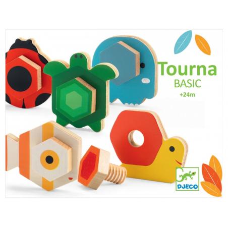 Acheter Jeu d'éveil TournaBasic - 12,99€ en ligne sur La Petite Epicerie - Loisirs créatifs