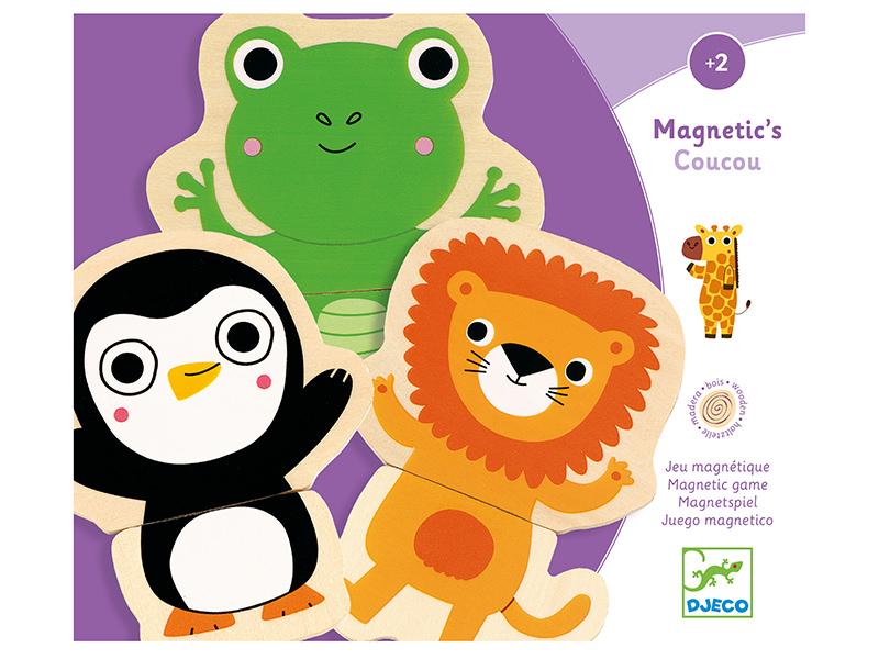 Acheter Jeu magnétique - Coucou Jungle - 18,99€ en ligne sur La Petite Epicerie - Loisirs créatifs