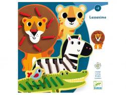 Acheter Jeu de manipulation Lassanimo - 14,99€ en ligne sur La Petite Epicerie - Loisirs créatifs