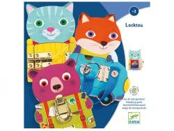 Acheter Jeu de manipulation Locktou MONTESSORI - 20,99€ en ligne sur La Petite Epicerie - Loisirs créatifs
