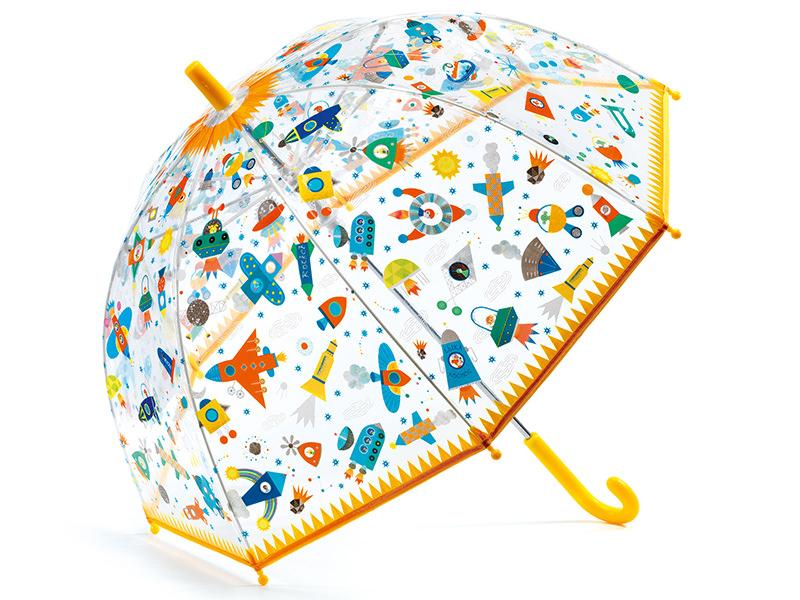 Acheter Petit parapluie pour enfant - Espace - 9,99€ en ligne sur La Petite Epicerie - 100% Loisirs créatifs