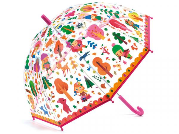 Acheter Petit parapluie enfant - Forêt - 9,99€ en ligne sur La Petite Epicerie - 100% Loisirs créatifs