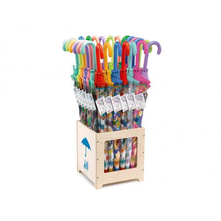 Acheter Petit parapluie enfant - Pop rainbow - 9,99€ en ligne sur La Petite Epicerie - Loisirs créatifs