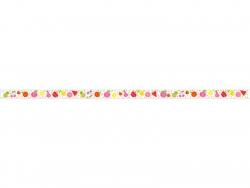 Acheter Ruban adhésif à motifs - Fruits avec dérouleur souris - 3,09€ en ligne sur La Petite Epicerie - Loisirs créatifs
