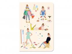 Acheter Carnet stickers Tinou - FSC MIX - 5,69€ en ligne sur La Petite Epicerie - Loisirs créatifs