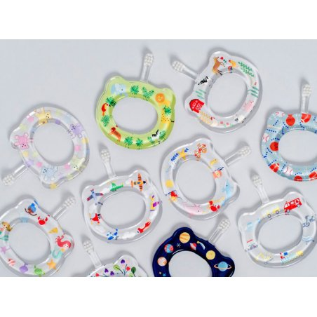 Acheter Brosse à dents bébé - Espace - 9,99€ en ligne sur La Petite Epicerie - Loisirs créatifs