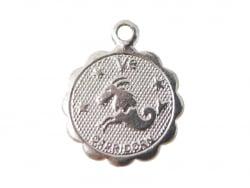 Acheter Médaille astro flash argent 925 - Capricorne - 3,49€ en ligne sur La Petite Epicerie - Loisirs créatifs