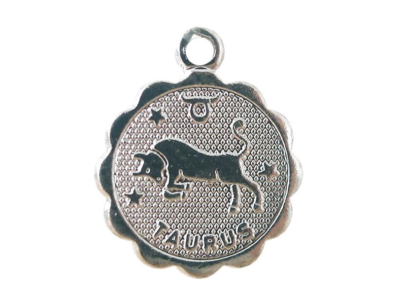 Acheter Médaille astro flash argent 925 - Taureau - 3,49€ en ligne sur La Petite Epicerie - Loisirs créatifs