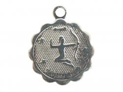 Acheter Médaille astro plaqué argent 925 - Sagittaire - 3,49€ en ligne sur La Petite Epicerie - Loisirs créatifs