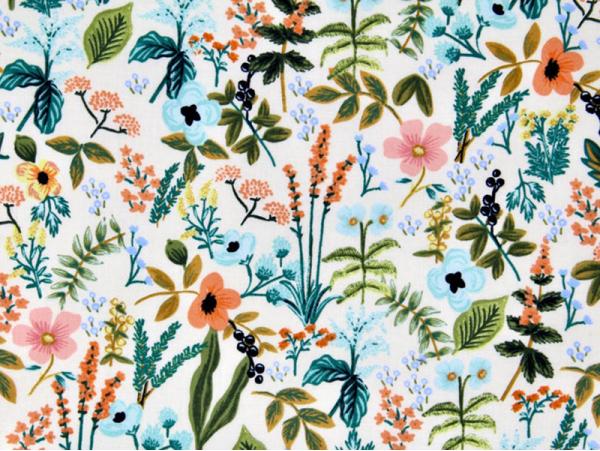 Acheter Tissu coton Rifle Paper - Amalfi Herb Garden Natural - 2,35€ en ligne sur La Petite Epicerie - 100% Loisirs créatifs