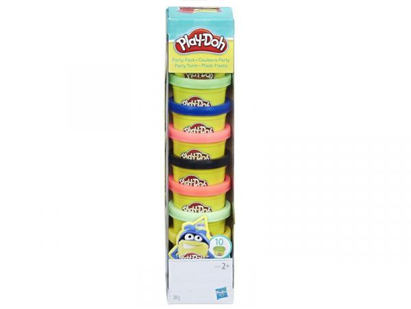 Acheter Tube de 10 mini pots de pâte à modeler - party pack couleurs party - Play Doh - 8,99€ en ligne sur La Petite Epiceri...
