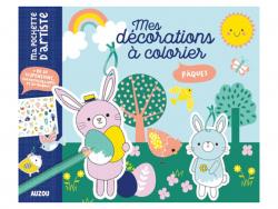 Acheter Mes décorations de pâques - A colorier - 6,95€ en ligne sur La Petite Epicerie - Loisirs créatifs
