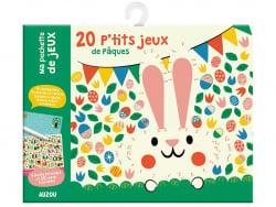 Acheter 20 p'tits jeux de Pâques - 5,95€ en ligne sur La Petite Epicerie - Loisirs créatifs