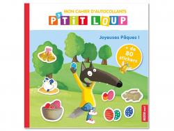 Acheter Mon cahier d'autocollants P'tit Loup - Pâques - 4,95€ en ligne sur La Petite Epicerie - Loisirs créatifs