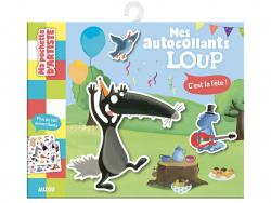 Acheter Ma pochette d'autocollants Loup - C'est la fête - 4,95€ en ligne sur La Petite Epicerie - 100% Loisirs créatifs