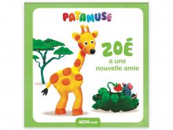 Acheter Livre Patamuse - Zoé a une nouvelle amie - 4,95€ en ligne sur La Petite Epicerie - Loisirs créatifs