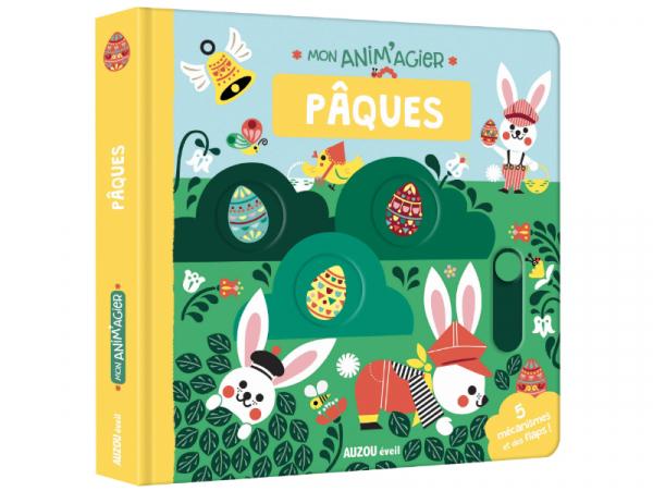 Acheter Animagier - Imagier de Pâques - 8,50€ en ligne sur La Petite Epicerie - 100% Loisirs créatifs