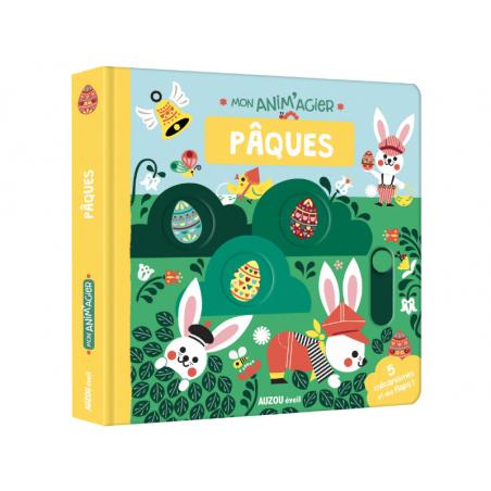 Acheter Animagier - Imagier de Pâques - 8,50€ en ligne sur La Petite Epicerie - Loisirs créatifs