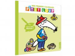 Acheter Mes premiers coloriages P'tit Loup - Pâques - 4,95€ en ligne sur La Petite Epicerie - Loisirs créatifs