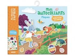 Acheter Mes autocollants Pâques - Augustin le lapin - 4,95€ en ligne sur La Petite Epicerie - 100% Loisirs créatifs