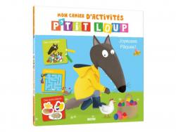 Acheter Mon cahier d'activités P'tit Loup - Pâques - 4,95€ en ligne sur La Petite Epicerie - Loisirs créatifs