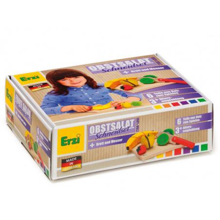 Acheter Assortiment fruits à découper - jouet en bois pour dinette - 19,99€ en ligne sur La Petite Epicerie - 100% Loisirs c...