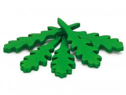 Acheter 5 feuilles de roquette - jouet en bois pour dinette - 2,49€ en ligne sur La Petite Epicerie - Loisirs créatifs