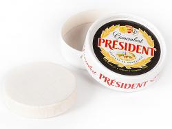 Acheter Mini camembert Président - 2,99€ en ligne sur La Petite Epicerie - Loisirs créatifs