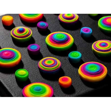 Acheter Pâte Fimo Effect Néon 57gr Fushia 201 - 1,99€ en ligne sur La Petite Epicerie - Loisirs créatifs
