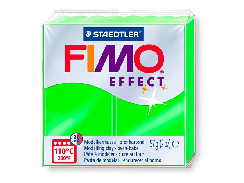 Acheter Pâte Fimo Effect Néon 57gr Vert 501 - 1,99€ en ligne sur La Petite Epicerie - Loisirs créatifs